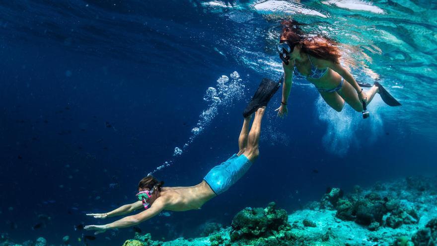 Los mejores fondos marinos del mundo