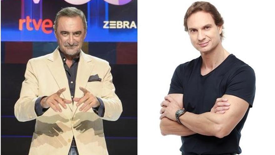 Herrera y Cárdenas, jurado para elegir al representante en Eurovisión 2018