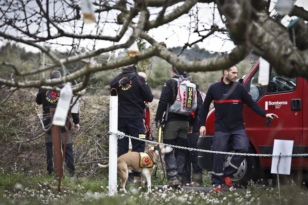 La búsqueda ha dado el peor resultado posible: el joven ha aparecido muerto