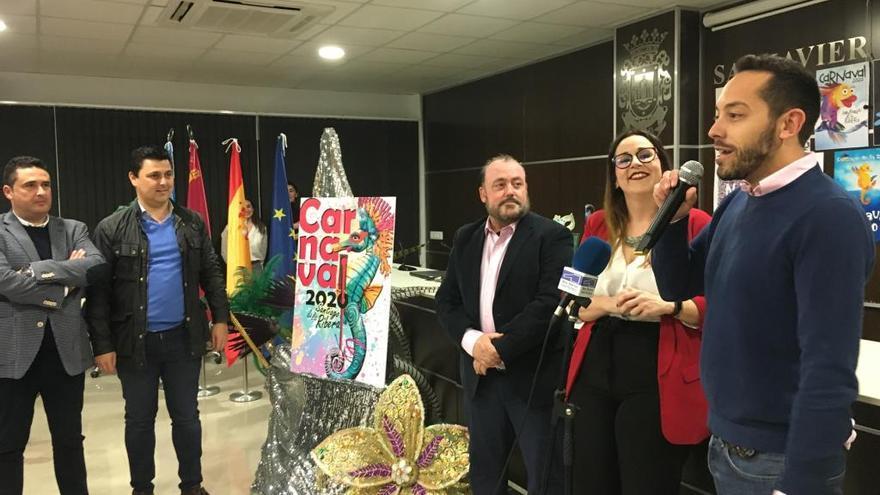 El Carnaval de Santiago de la Ribera estrena su primera gala Drag Queen