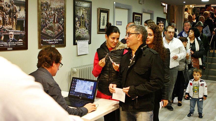 Elecciones a la vista en la Semana Santa de Zamora