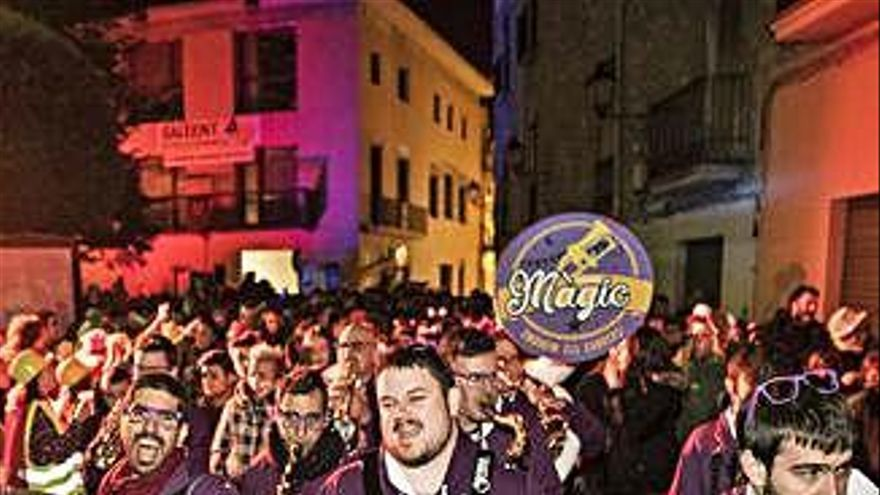 Sallent portarà per primer cop a un escenari les músiques del Carnaval