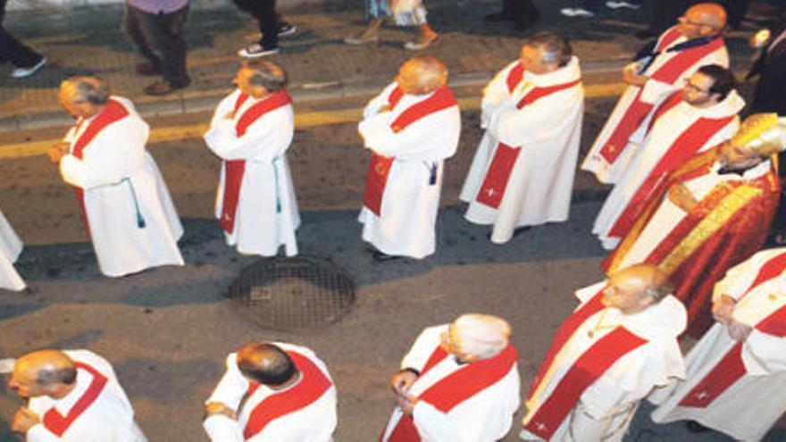 Sangre nueva para la Iglesia asturiana