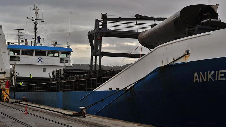 El Puerto incrementa un 8,59% el tráfico de mercancías en el primer mes del año