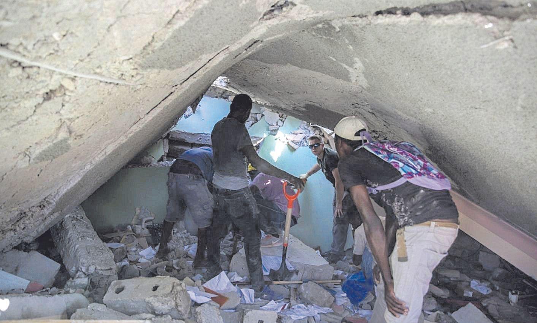 Mallorca vuelca su solidaridad con los damnificados de Haití