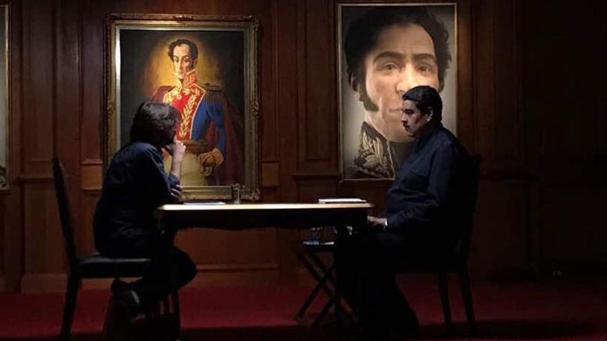 """Nicolás Maduro sobre su entrevista con Jordi Évole: """"Fue un interrogatorio"""""""