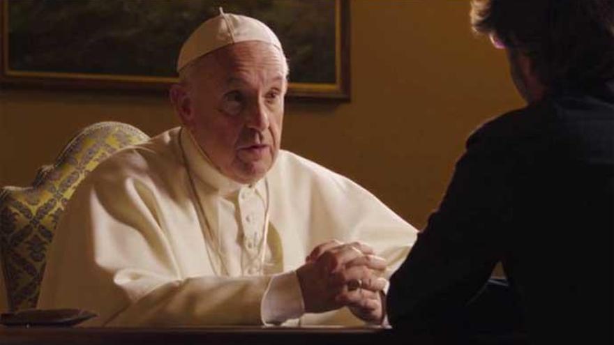 La entrevista al Papa Francisco, récord de audiencia de la temporada de 'Salvados'
