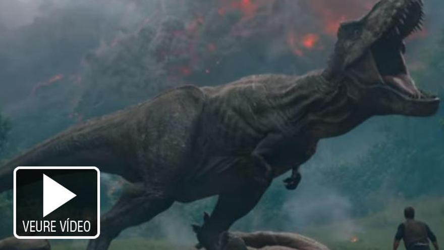Bayona estrena aquesta nit a Madrid «Jurassic World: el reino caído»