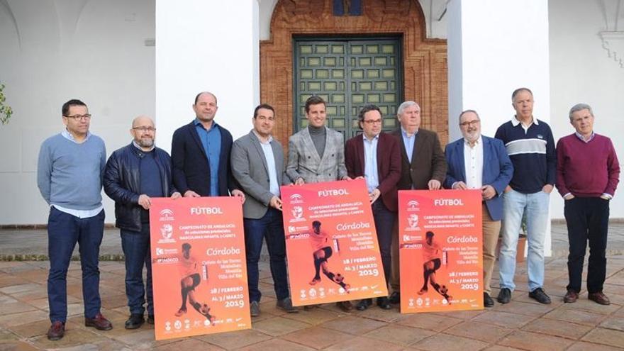 Córdoba, sede del Campeonato de Andalucía de Selecciones Provinciales Infantil y Cadete