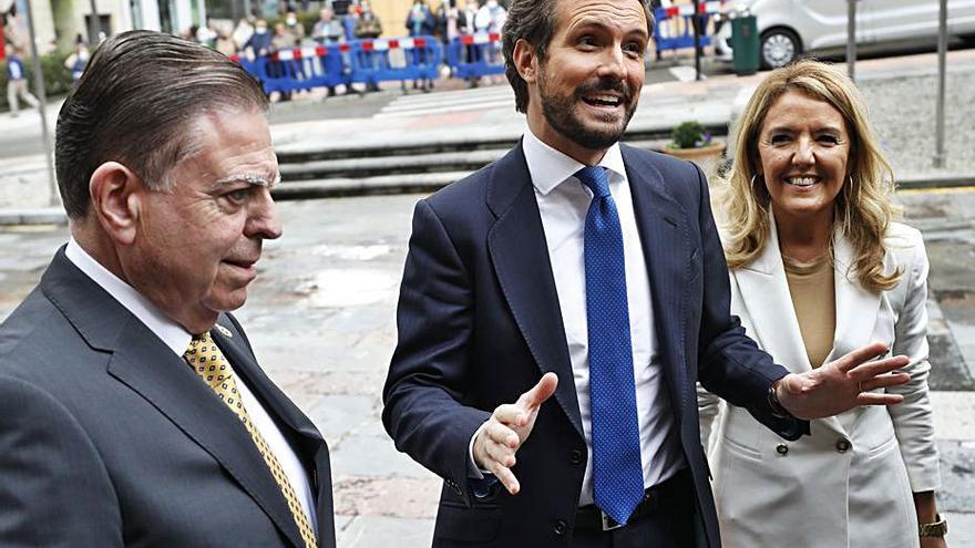 """Pablo Casado exige a Pedro Sánchez que """"no mienta"""" sobre la reforma laboral"""