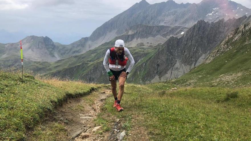 Tòfol Castanyer finaliza en décimo lugar la TDS Mont Blanc de 145 kilómetros