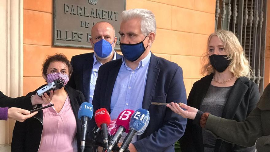 """Més y El Pi llaman a la """"unanimidad"""" para llevar las cuentas de Sánchez al Constitucional"""