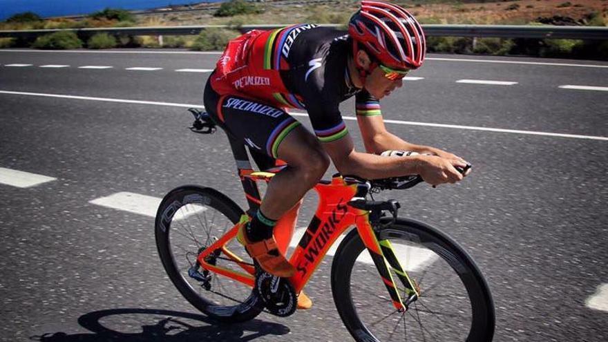 Gómez Noya gana el Ironman de Malasia y logra plaza para el Mundial de Hawái