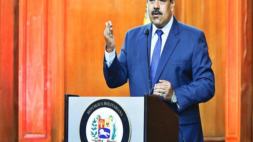 Veneçuela expulsarà l'ambaixadora de la UE per les darreres sancions