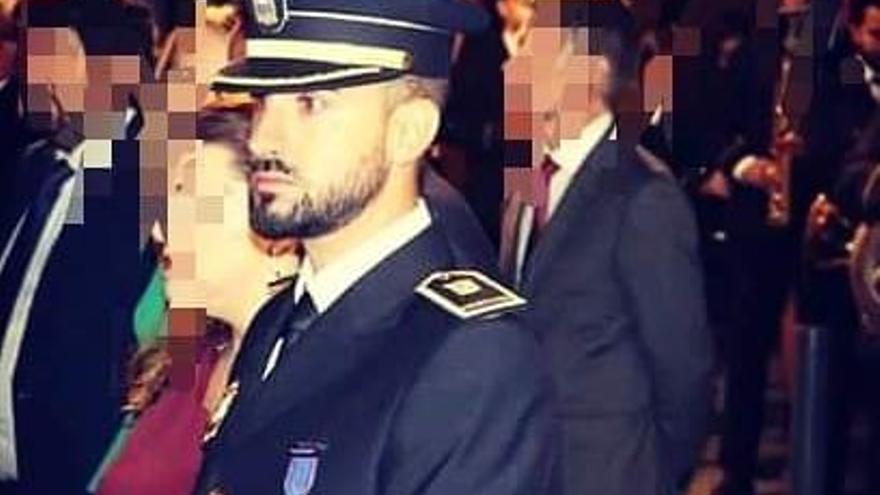 El Sindicato Profesional de Policías y Bomberos reconoce la labor del jefe de Policía de Alhama