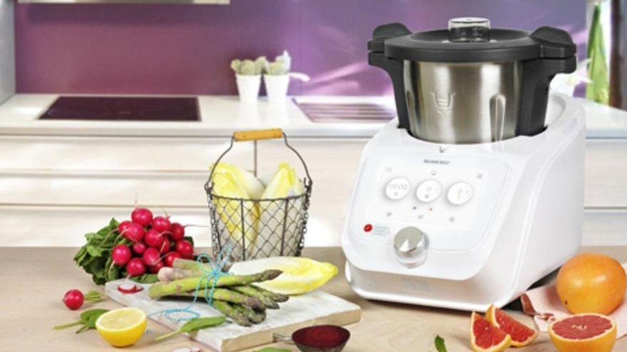 Lidl, condenada a retirar su robot de cocina del mercado por haber copiado la Thermomix