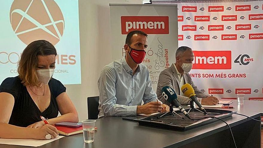 Pimem muestra en asamblea unas cuentas saneadas y un incremento de los afiliados