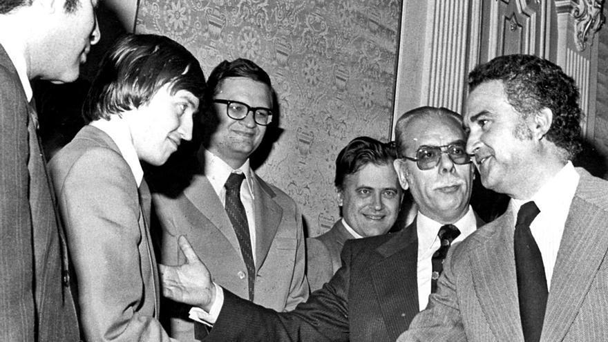 Karpov, 70 años de un genio