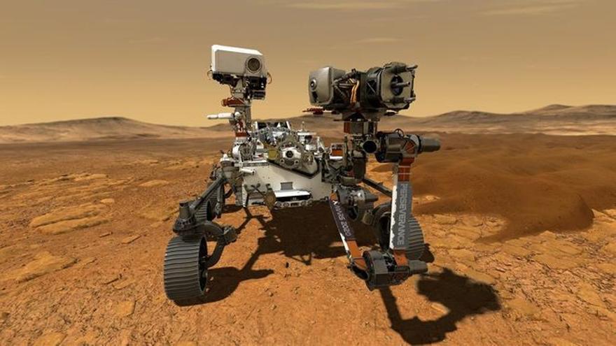 Seis meses de 'Perseverance' en Marte: un camino de grandes éxitos y un fracaso