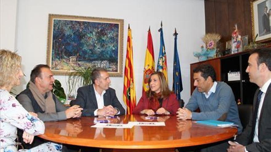 Benicàssim da un nuevo paso para rehabilitar Villa Elisa