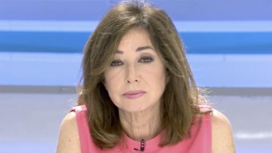 """El 'puñal' de Ana Rosa a Sálvame y Carlota Corredera que no ha pasado desapercibido: """"Uy, que nervios noto"""""""