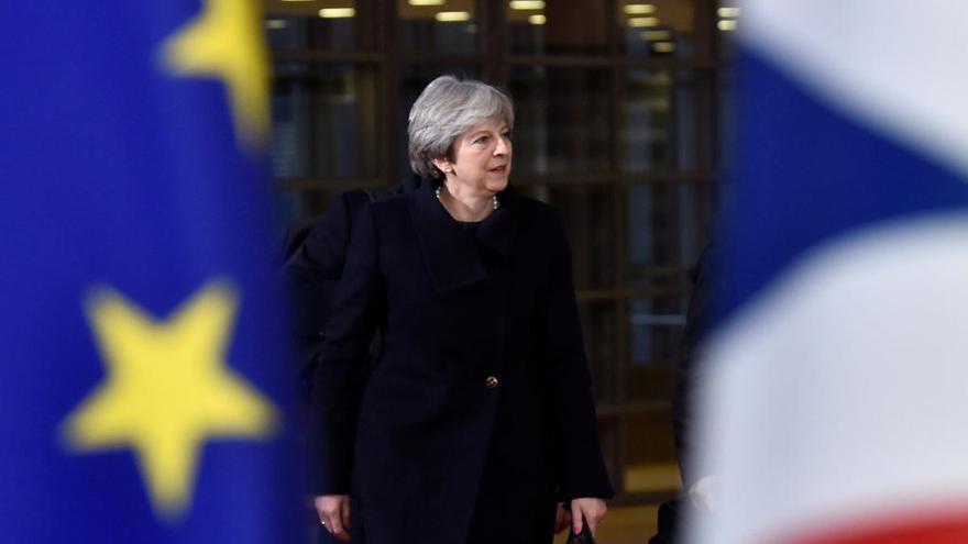 Els líders europeus acorden passar a la segona fase de negociacions del Brexit