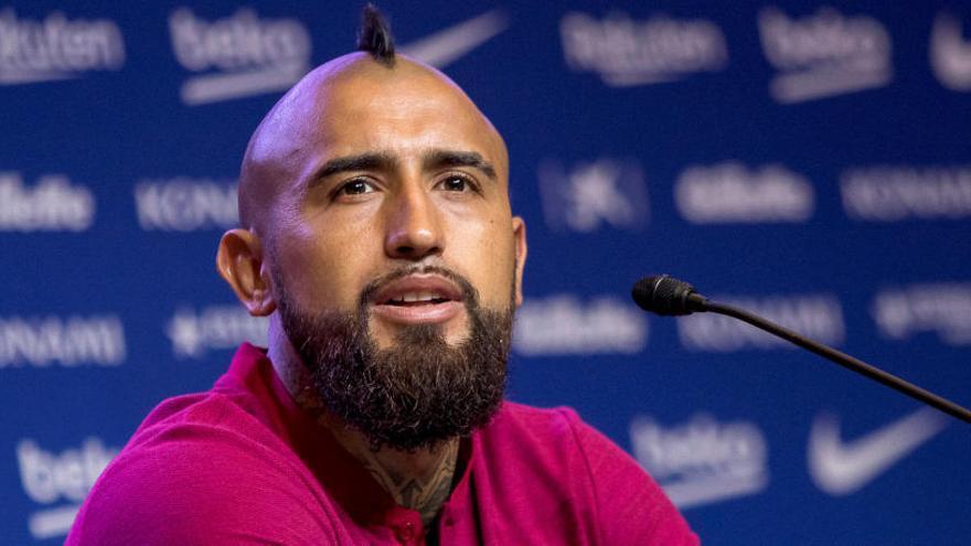 Arturo Vidal, multado por una pelea en una discoteca en Alemania el año pasado