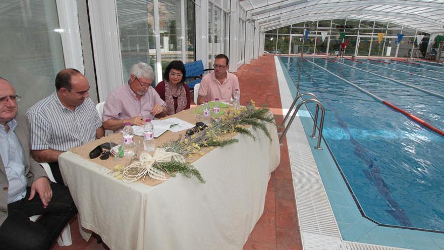 Ador, ejemplo de cooperación municipal en la piscina