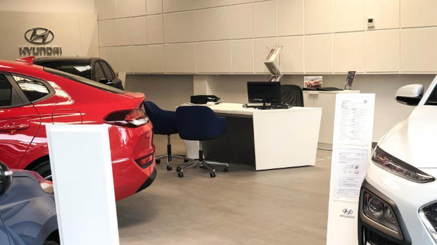 Hyundai Autiber Motor renueva su tienda en València