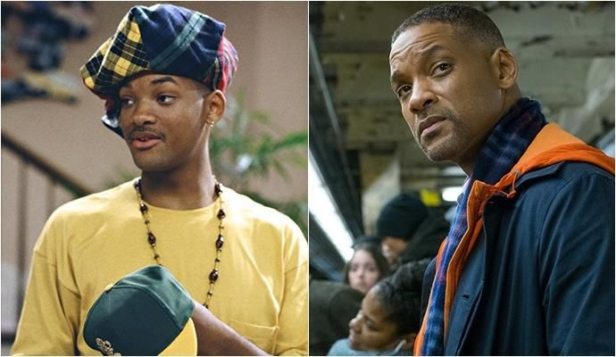 Will Smith – ´El Príncipe de Bel Air´ (1990-1996). NBC | New Line Cinema