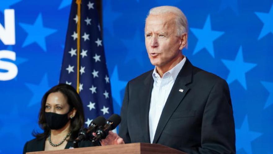 Elecciones en EEUU: Biden abre brecha en Pensilvania y Georgia recontará los votos
