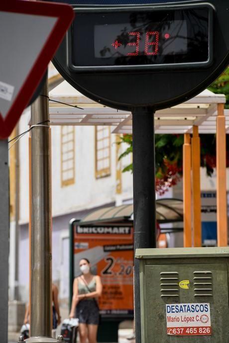 28-08-20  GRAN CANARIA. SAN GREGORIO. TELDE.Reportaje en Telde de ambiente por el Covid. Fotos: Juan Castro.    28/08/2020   Fotógrafo: Juan Carlos Castro