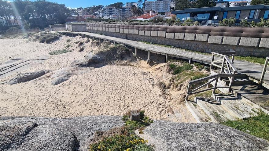 Erosión y afluencia masiva aumentan los riesgos en el paseo
