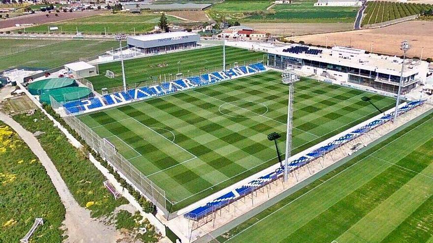 El Elche, al Pinatar Arena  y el Zaragoza a Benidorm
