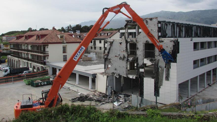Los dueños del Kaype recurren al Supremo para recuperar los 19 millones que costó demoler parte del edificio