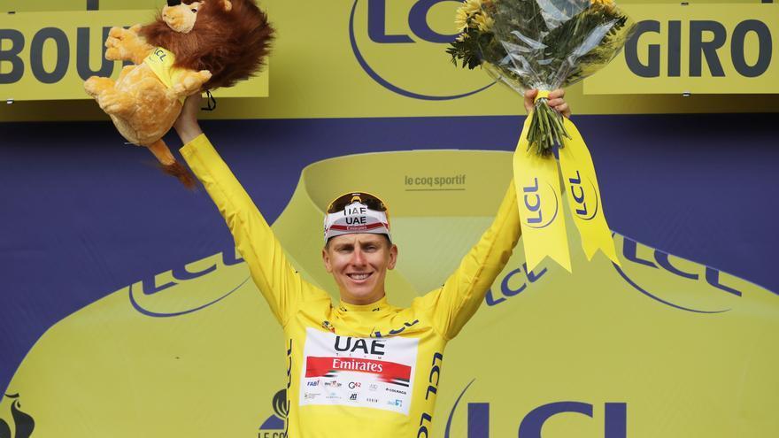 Así está la clasificación general del Tour de Francia tras la etapa 19