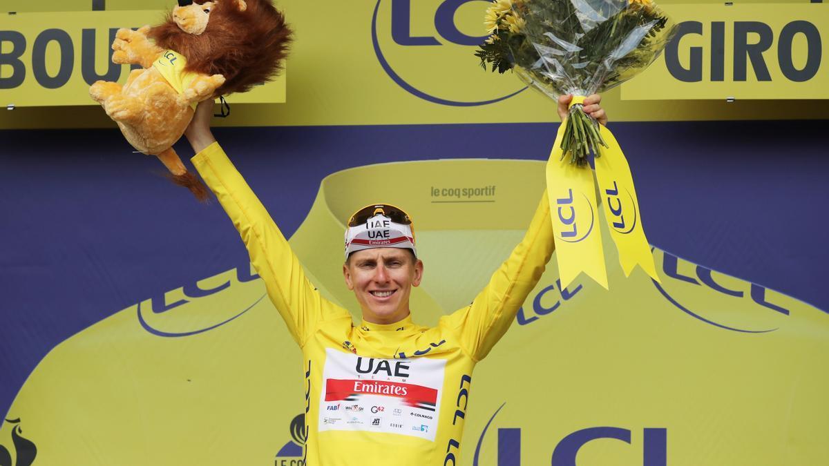 Así está la clasificación general del Tour de Francia tras la etapa 19 - La  Opinión de A Coruña