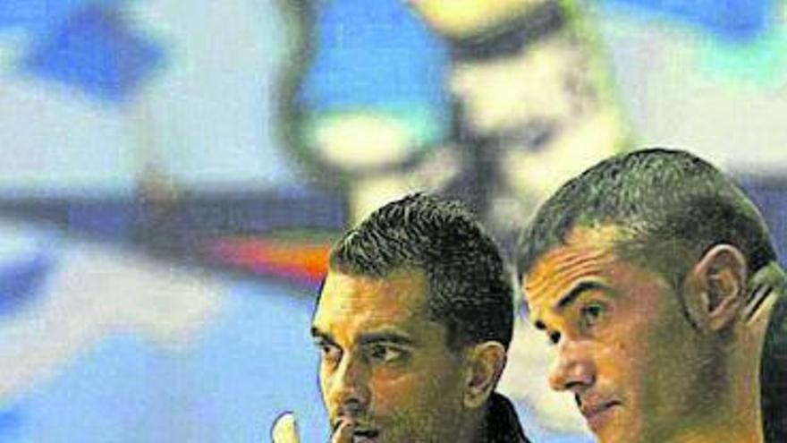 """Chema Sánchez: """"Como mucho habrá tres fichajes"""""""