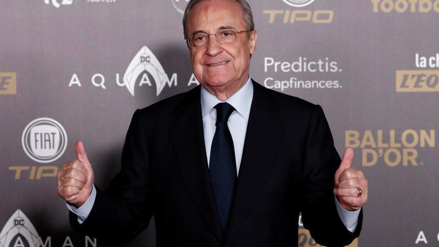 La opinión sobre la Superliga: Florentino Puigdemont