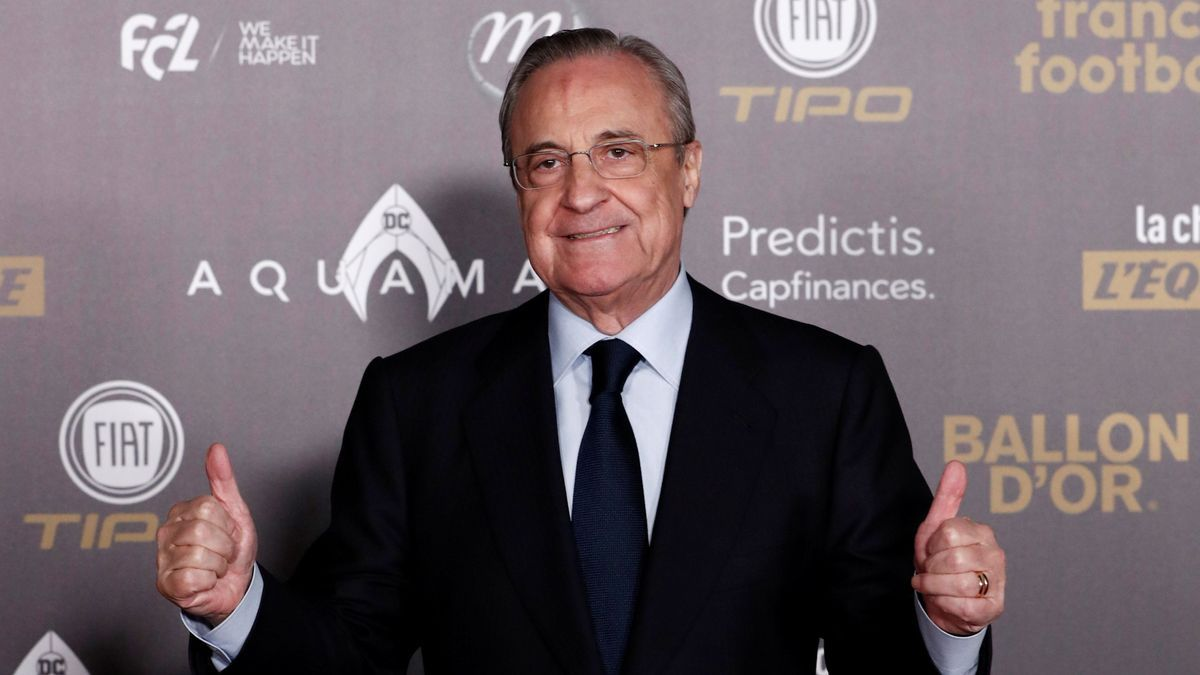 Florentino Pérez continuará como presidente del Real Madrid hasta 2025.