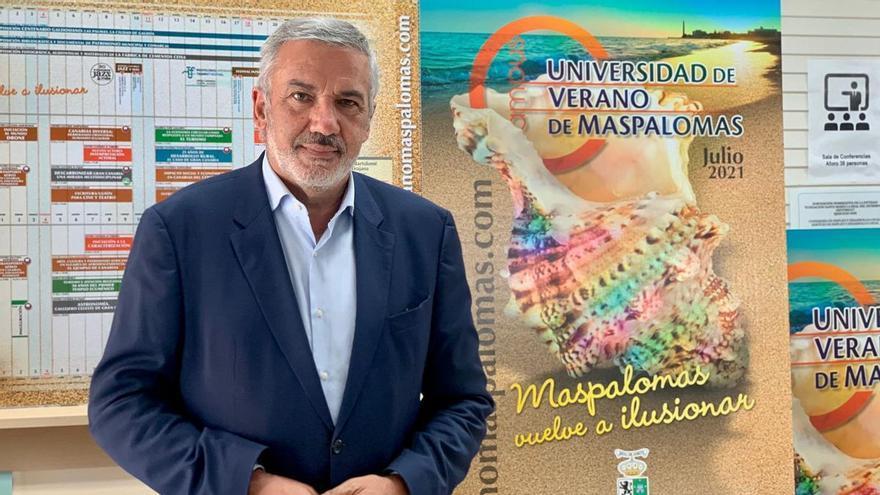 """Lluís Serra, sobre la situación del covid en Canarias: """"Las próximas semanas van a ser preocupantes"""""""