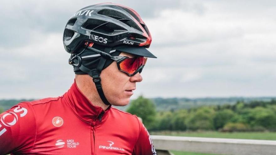 Froome no disputarà el Tour de França després de patir una greu caiguda