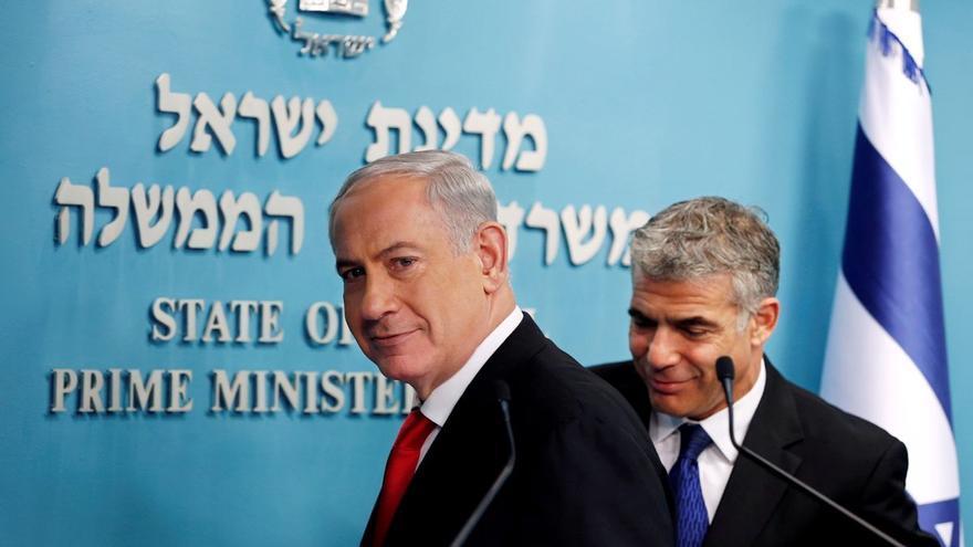 Netanyahu se rearma para impedir la llegada al poder del frágil gobierno de coalición