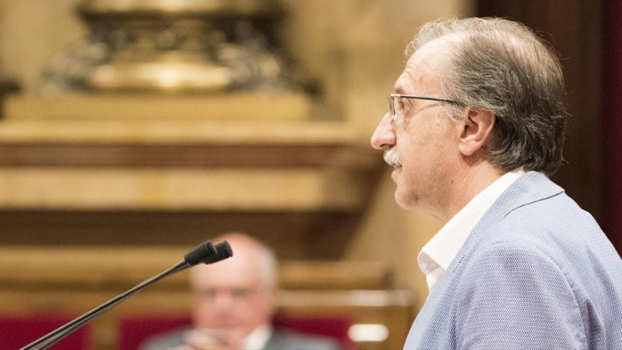 El manresà Antonio Espinosa, a la llista de Francisco Igea per presidir Ciutadans