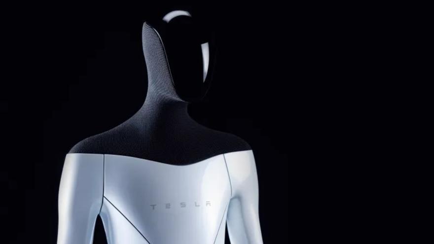 Elon Musk presenta el Tesla Bot, un robot que emulará tareas humanas