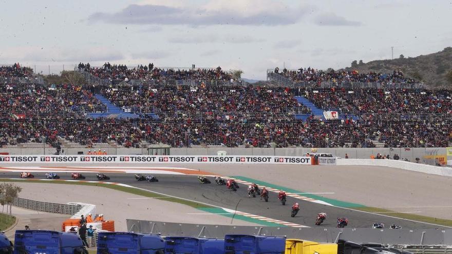 Ya hay calendario de MotoGP para 2022