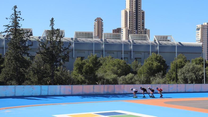Benidorm adquirirá el suelo junto al Palau d'Esports y el patinódromo