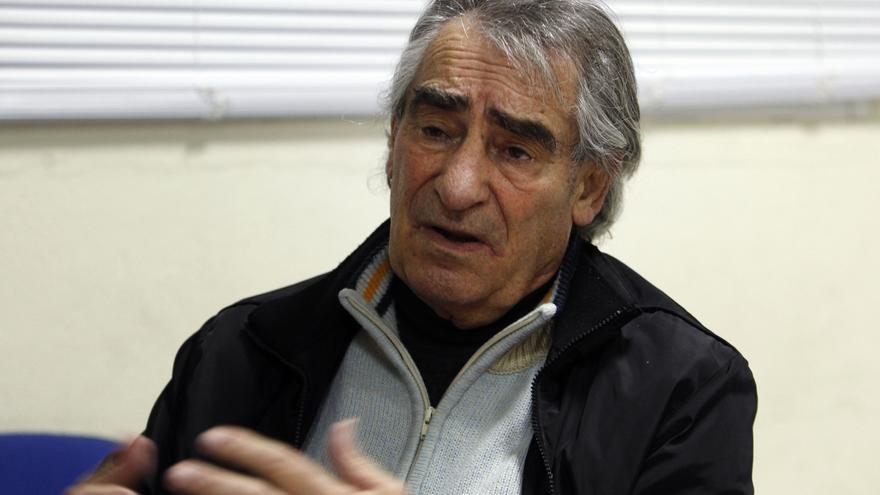 Fallece Abelardo, histórico parapenaltis del Valencia