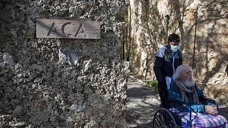 Antoni Caimari, «desahuciado» por la Fundación ACA 23 días antes de su muerte
