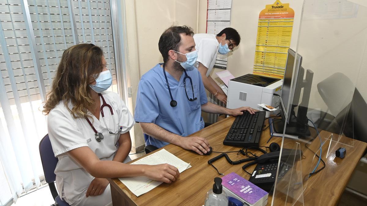 El equipo especializado del Hospital General atendió a 400 pacientes hasta la cuarta ola.